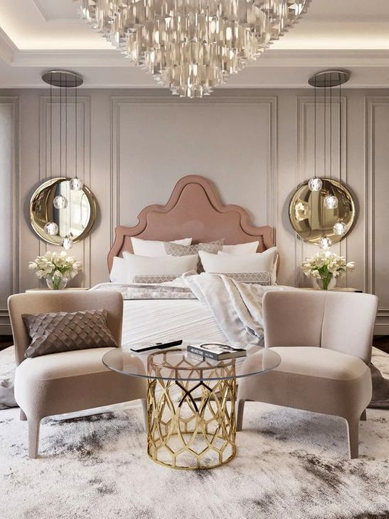 Best Bedroom Interior Design Ideas With Luxury Touch 05
