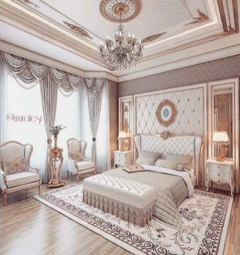 Best Bedroom Interior Design Ideas With Luxury Touch 32