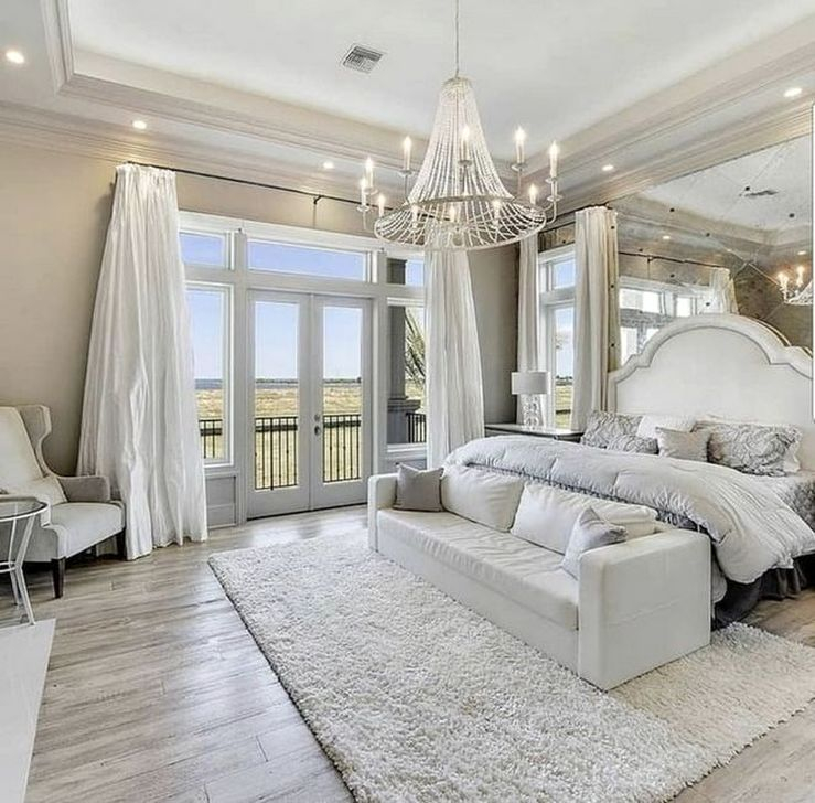 Best Bedroom Interior Design Ideas With Luxury Touch 45