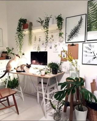 Brilliant Home Office Decoration Ideas 09