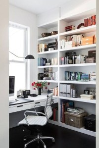 Brilliant Home Office Decoration Ideas 12