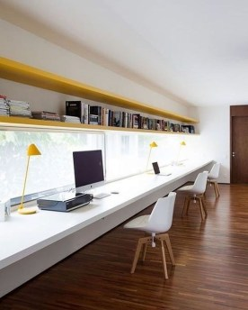 Brilliant Home Office Decoration Ideas 15