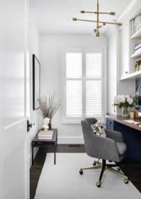 Brilliant Home Office Decoration Ideas 29