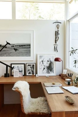 Brilliant Home Office Decoration Ideas 34