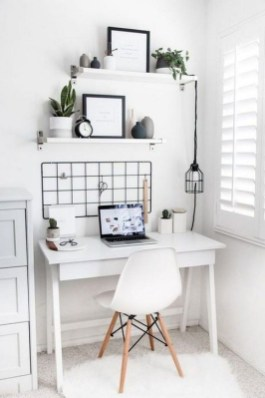 Brilliant Home Office Decoration Ideas 35