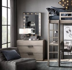 Classy Bedroom Dressers Ideas With Mirror 01