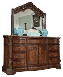Classy Bedroom Dressers Ideas With Mirror 26