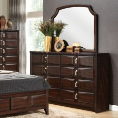 Classy Bedroom Dressers Ideas With Mirror 30