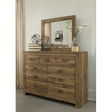Classy Bedroom Dressers Ideas With Mirror 33
