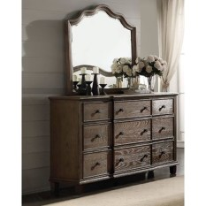 Classy Bedroom Dressers Ideas With Mirror 34
