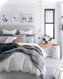 Cool Scandinavian Bedroom Design Ideas 02