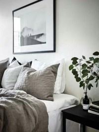 Cool Scandinavian Bedroom Design Ideas 14