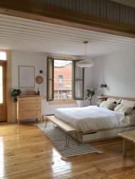 Cool Scandinavian Bedroom Design Ideas 22