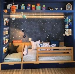 Cool Scandinavian Bedroom Design Ideas 23