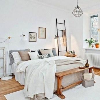 Cool Scandinavian Bedroom Design Ideas 25