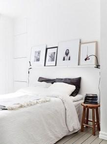 Cool Scandinavian Bedroom Design Ideas 32