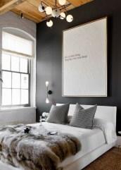 Cool Scandinavian Bedroom Design Ideas 41