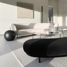 Cozy Black And White Living Room Design Ideas 01