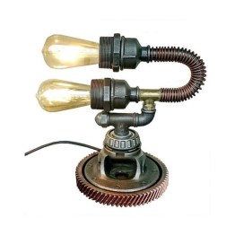 Fascinating Industrial Pipe Lamp For Home 22