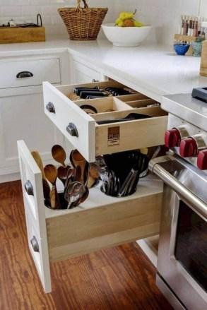 Genius And Creative Kitchen Organization Ideas 08