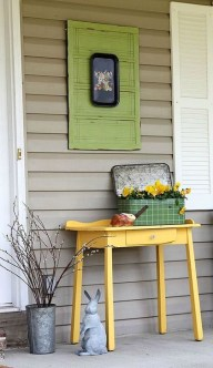 Impressive Porch Decoration Ideas For This Spring 40