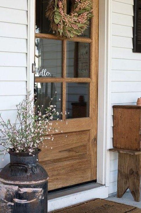 Impressive Porch Decoration Ideas For This Spring 45