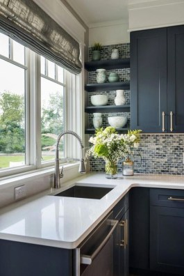 Inspiring Blue And White Kitchen Ideas To Love 09