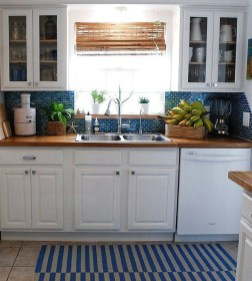 Inspiring Blue And White Kitchen Ideas To Love 14