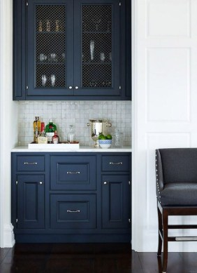 Inspiring Blue And White Kitchen Ideas To Love 17