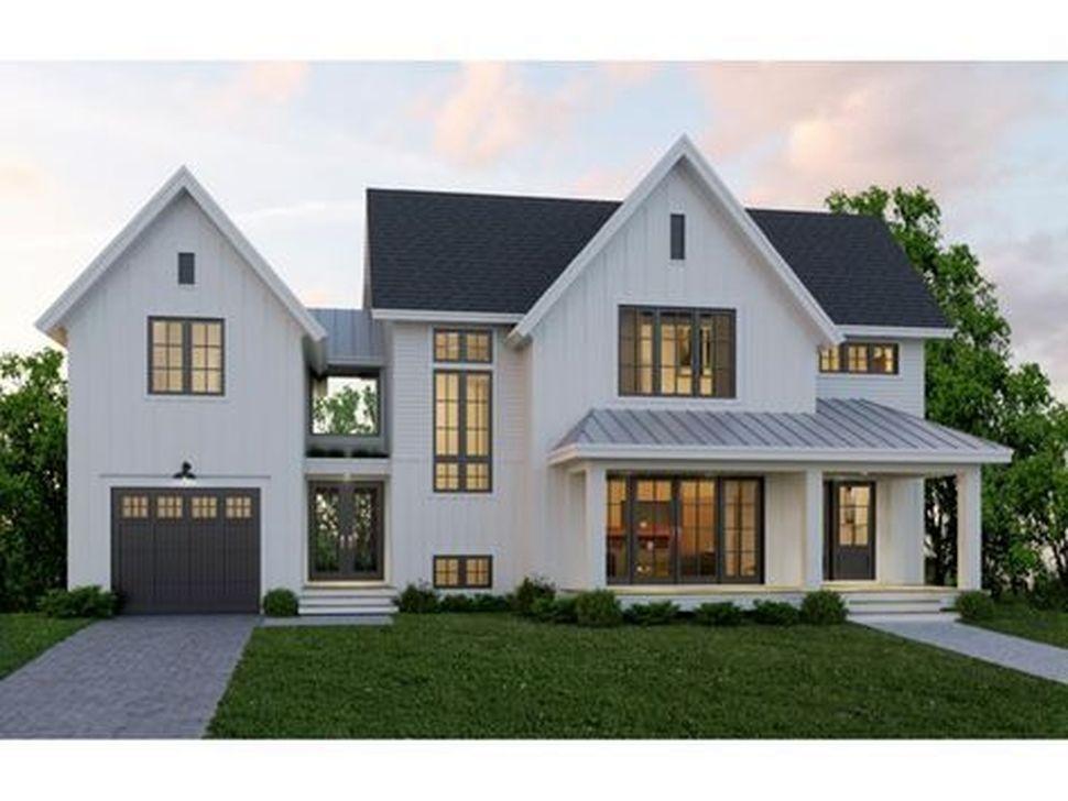 Marvelous Cottage House Exterior Design Ideas 15