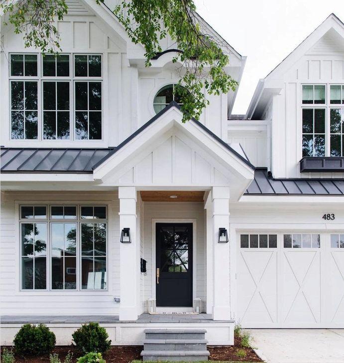 Marvelous Cottage House Exterior Design Ideas 34