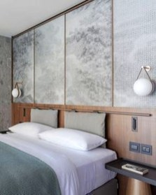 Modern Style For Industrial Bedroom Design Ideas 20