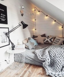 Modern Style For Industrial Bedroom Design Ideas 38