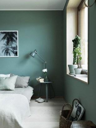 Natural Green Bedroom Design Ideas 06