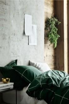 Natural Green Bedroom Design Ideas 18