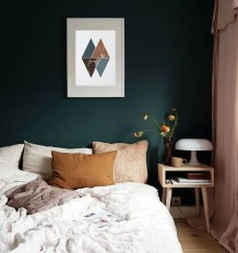 Natural Green Bedroom Design Ideas 30