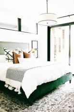 Natural Green Bedroom Design Ideas 31