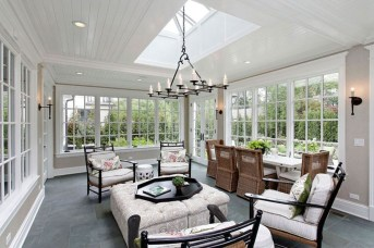 Popular Sun Room Design Ideas For Relaxing Room 06