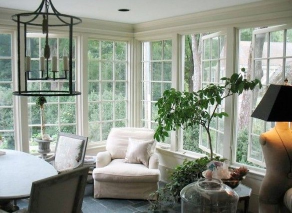 Popular Sun Room Design Ideas For Relaxing Room 28