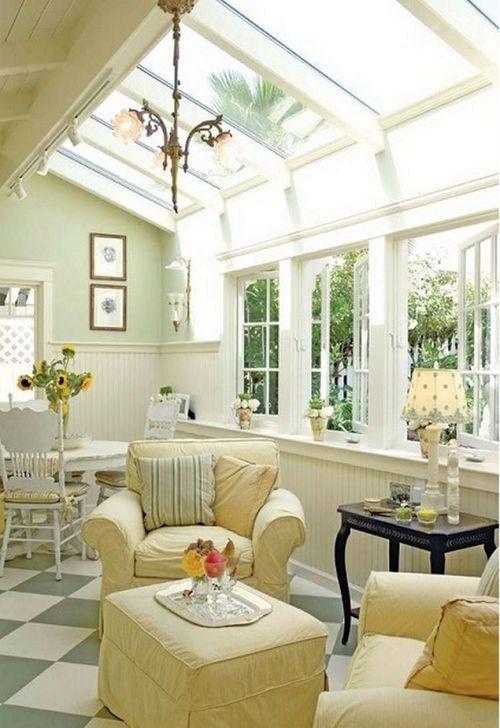 Popular Sun Room Design Ideas For Relaxing Room 30