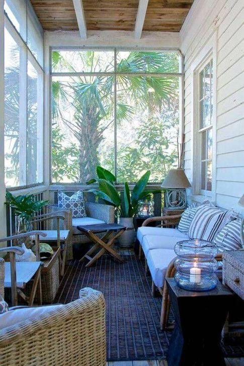 Popular Sun Room Design Ideas For Relaxing Room 32