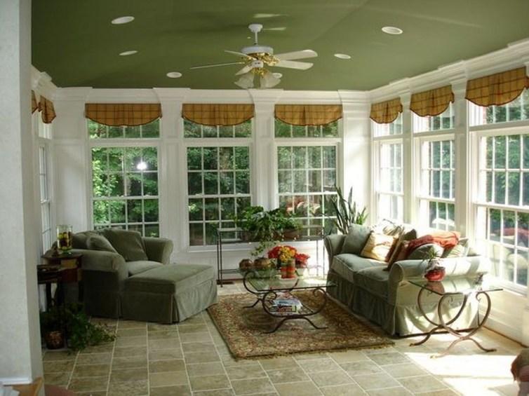 Popular Sun Room Design Ideas For Relaxing Room 44