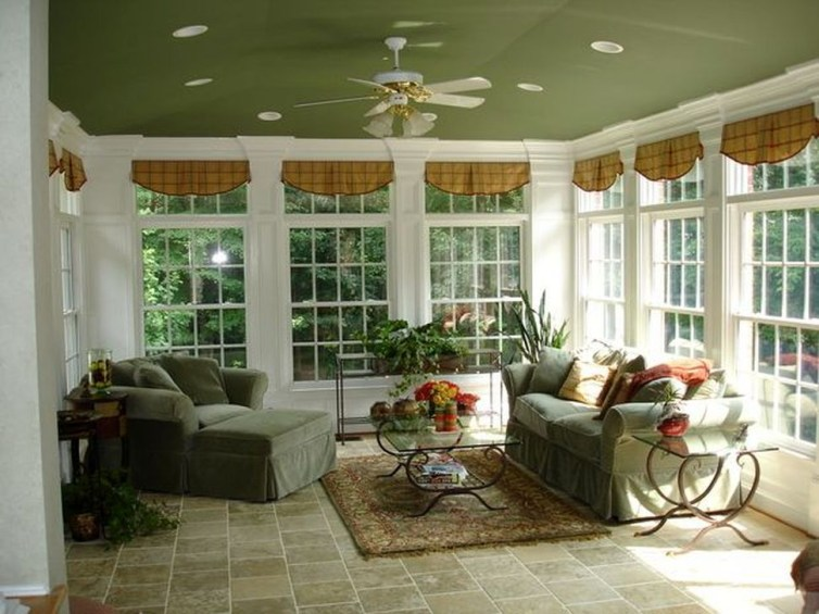 Popular Sun Room Design Ideas For Relaxing Room 44