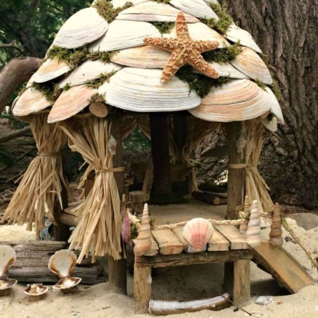 Pretty Fairy Garden Plants Ideas For Around Your Side Home 50