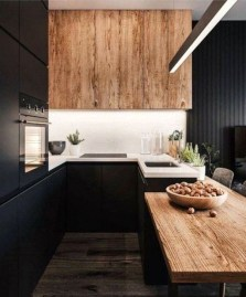 Simple Small Kitchen Design Ideas 2019 48