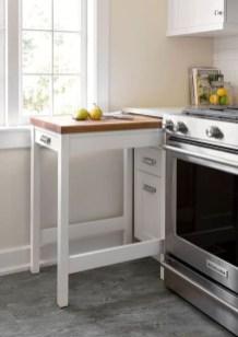 Simple Small Kitchen Design Ideas 2019 57