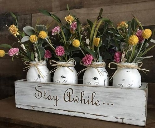 Wonderful Home Decor Ideas For Spring And Summer 06
