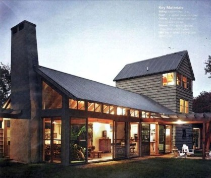 Awesome Farmhouse Home Exterior Design Ideas 10