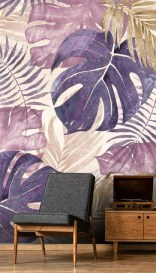 Best Ideas Of Tropical Wall Mural For Summer 13