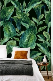 Best Ideas Of Tropical Wall Mural For Summer 41